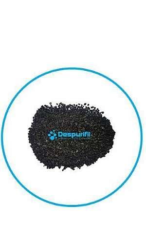 Carvão ativado para tratamento de água
