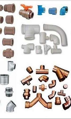 Empresa de materiais hidráulicos