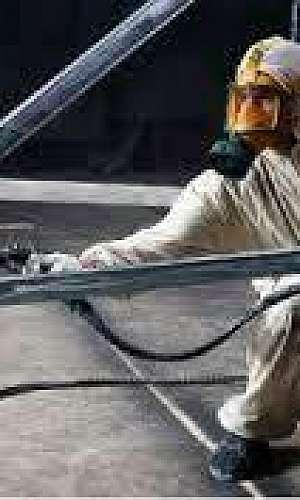 Empresa de pintura eletrostática