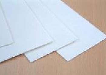 Fábrica de papel mata borrão