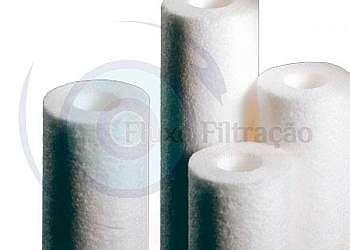 Filtro cartucho polipropileno