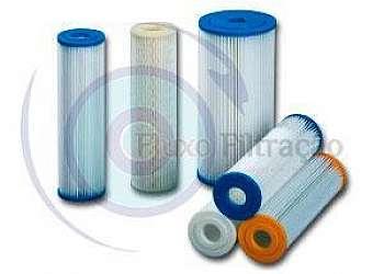 Comprar filtro cartucho plissado