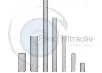 Cartucho para filtro de água