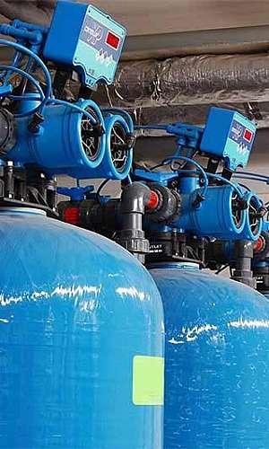 Filtro de água para indústria