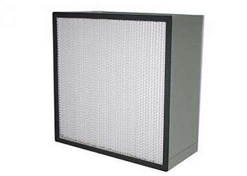 Filtro de ar para alta temperatura