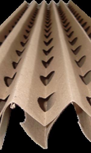 Filtro de cartão plissado