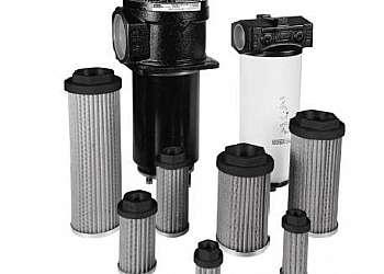 Filtro industrial para líquidos