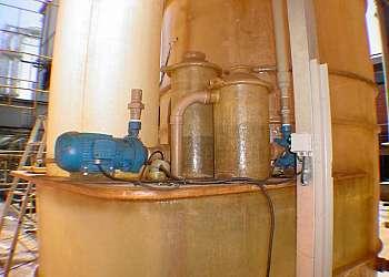 Filtro para gases