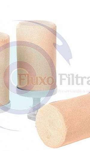 Filtro microporoso