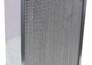 Filtro de ar para painel