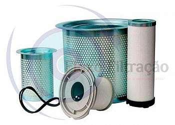 Filtro de ar para compressor de ar direto