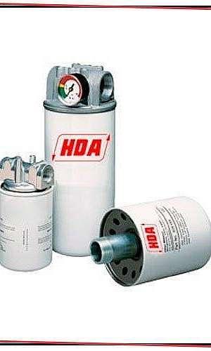 Filtros de sucção hidráulica