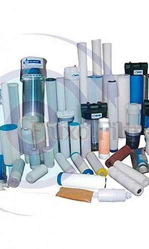 filtros industriais de água