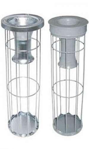 Gaiola para filtro de manga
