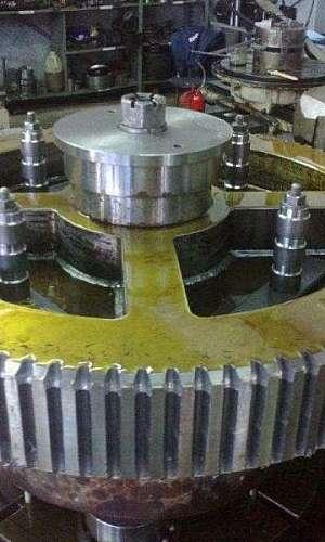 Óleo hidráulico industrial