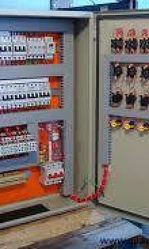 painel elétrico de baixa tensão