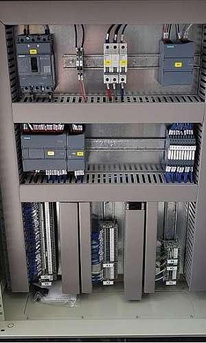 painel elétrico QGBT