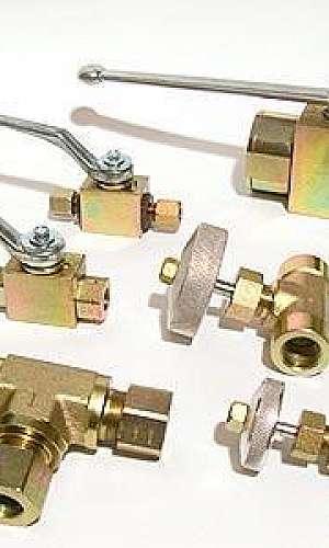 Registro hidráulico alta pressão