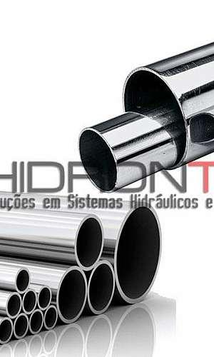 Tubo hidráulico alta pressão